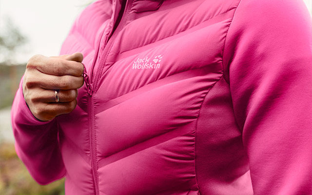 Outdoor Hybrid jackets