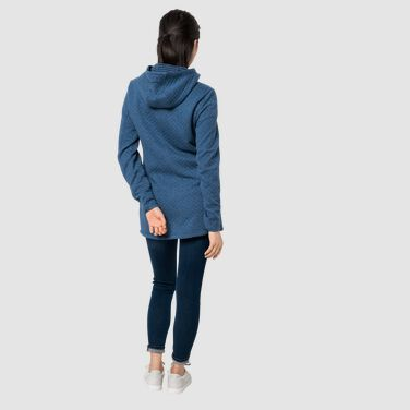 MILA HOODED JACKET W