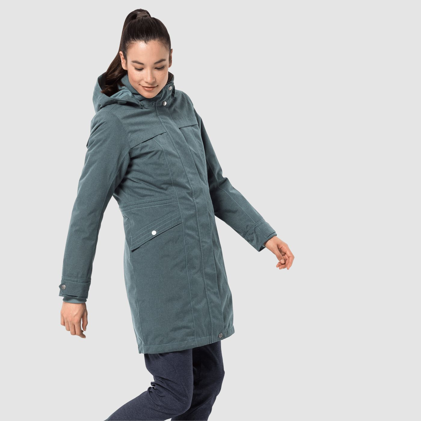 GOLDEN PEAK 3IN1 COAT W