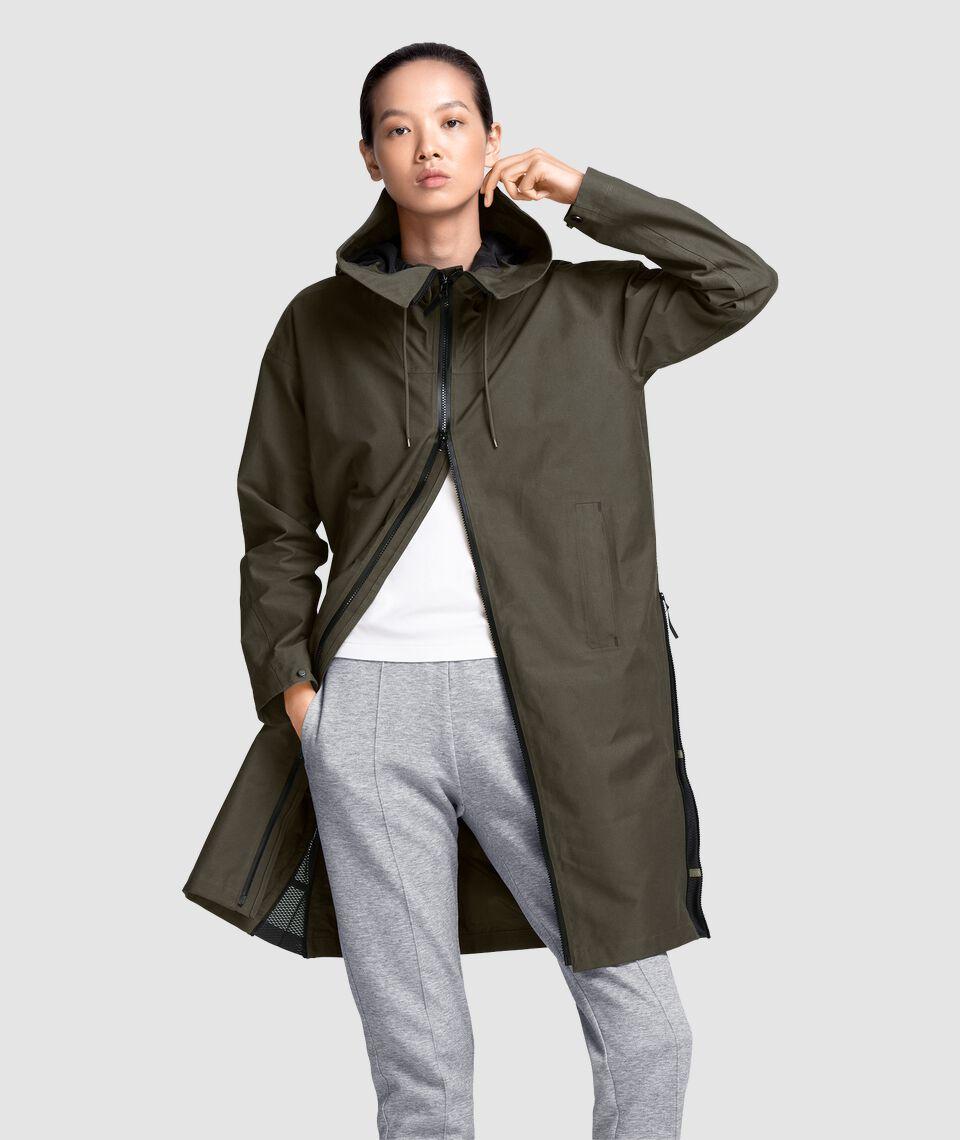 finest selection d0b01 29a2d Jack Wolfskin THE NIMBUS COAT W Hardshell coat women – JACK WOLFSKIN