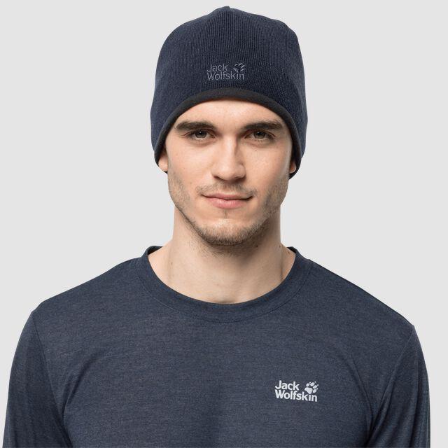 STORMLOCK LOGO KNIT CAP