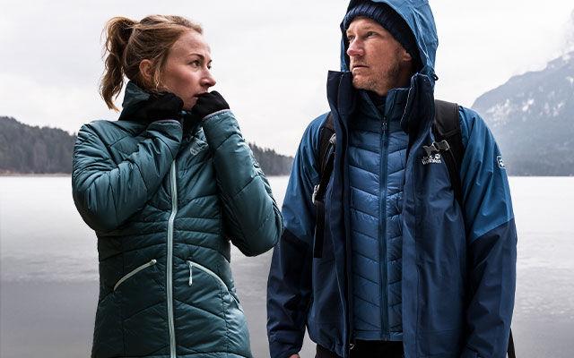 Outdoor Trekking jackets