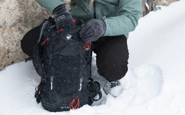 Outdoor RECCO® rescue system