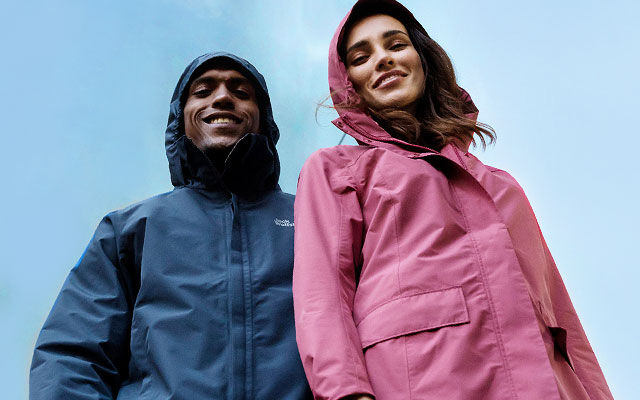 Outdoor Functional jackets