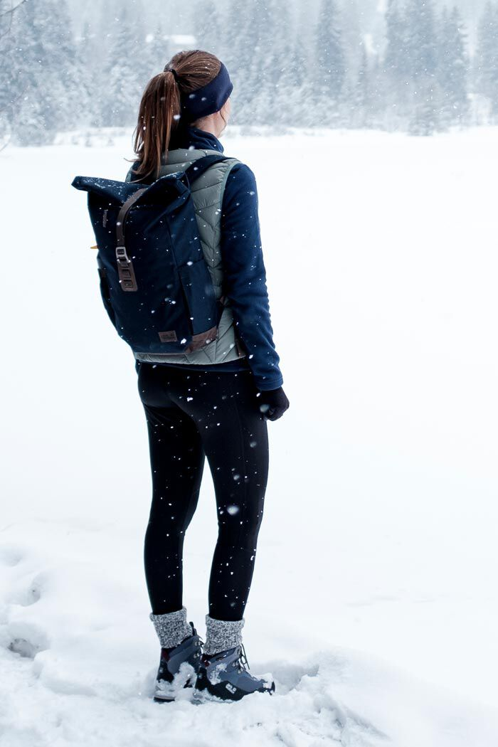 Mood image WINTER HIKING OUTFIT WOMEN