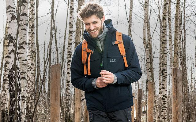 Men Spring jackets