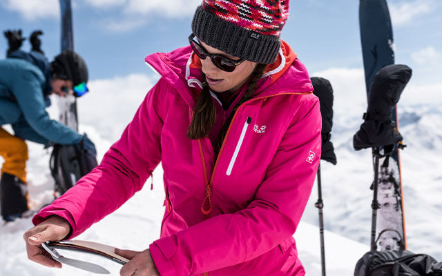Women Ski jackets