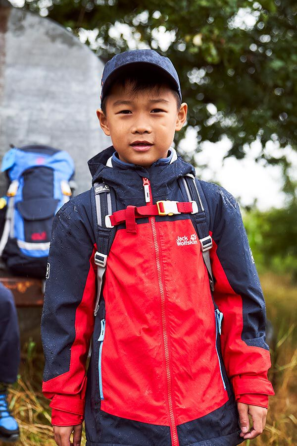 Mood image OUTDOOR ACTION OUTFIT BOYS