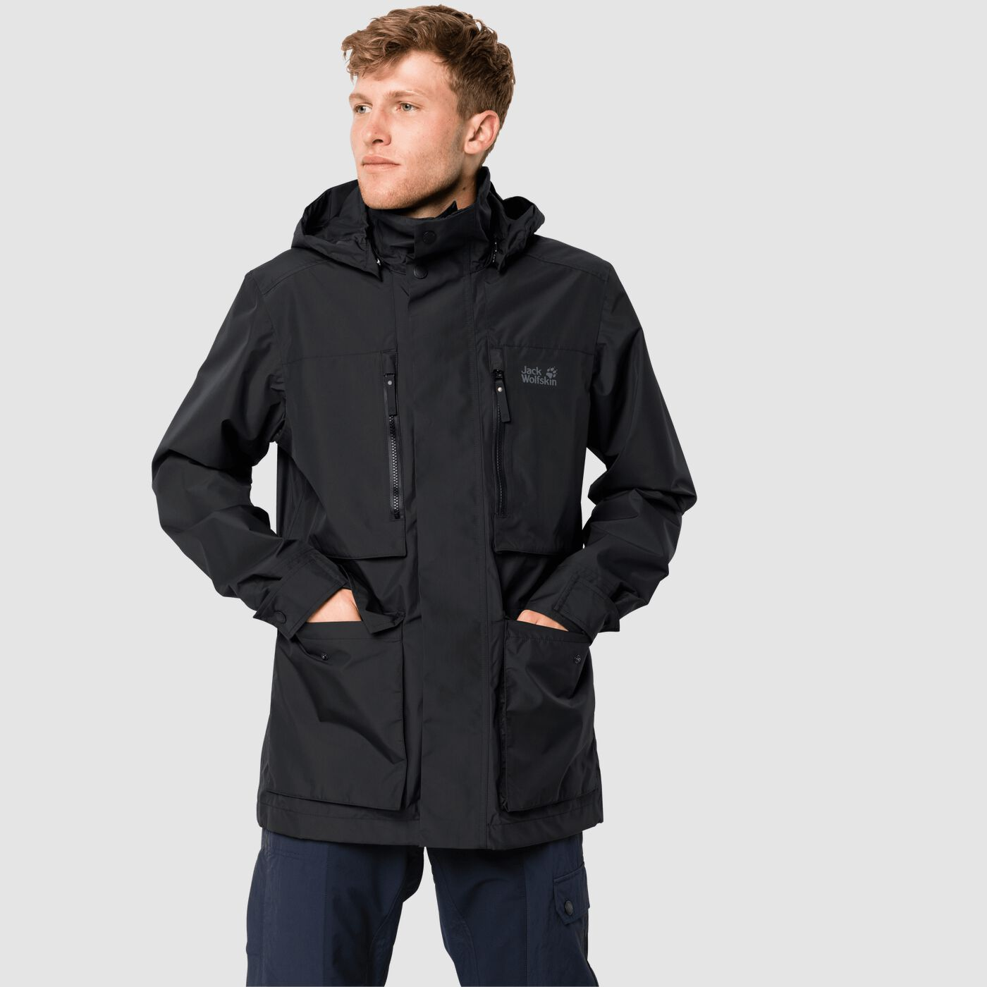 FIELD PORT JACKET