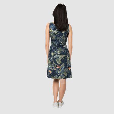 WAHIA TROPICAL DRESS