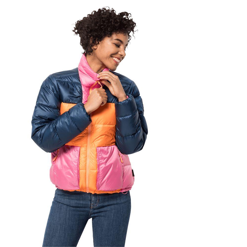 Jack Wolfskin Windproof down jacket women 365 Flash Down Jac