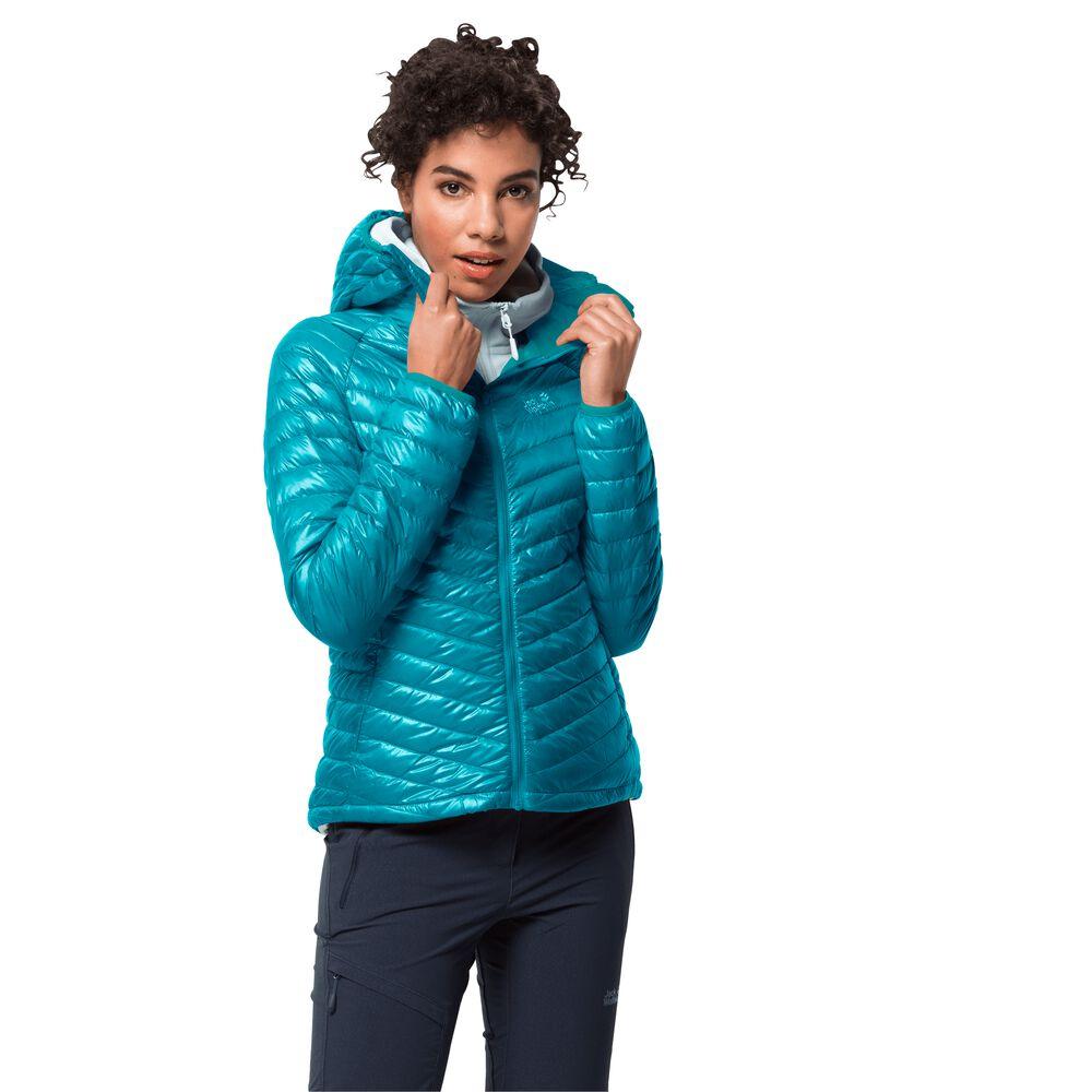 Jack Wolfskin Windproof down jacket women Atmosphere Jacket