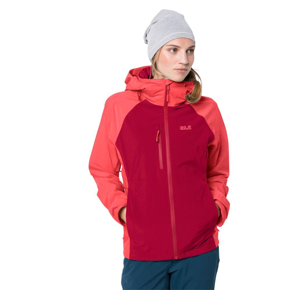 Jack Wolfskin Hardshell jacket women Mount Emin Jacket Women
