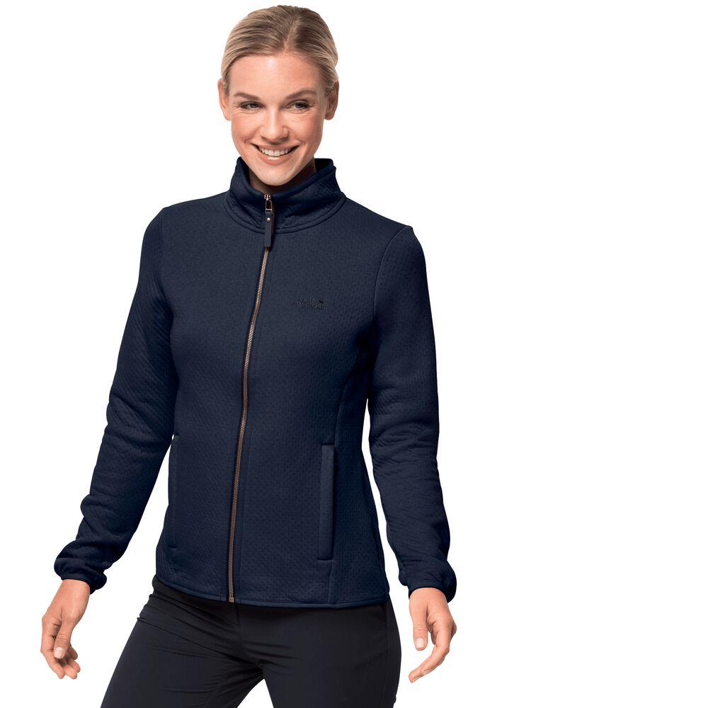 Jack Wolfskin Fleece jacket women Natori Jacket Women S blue