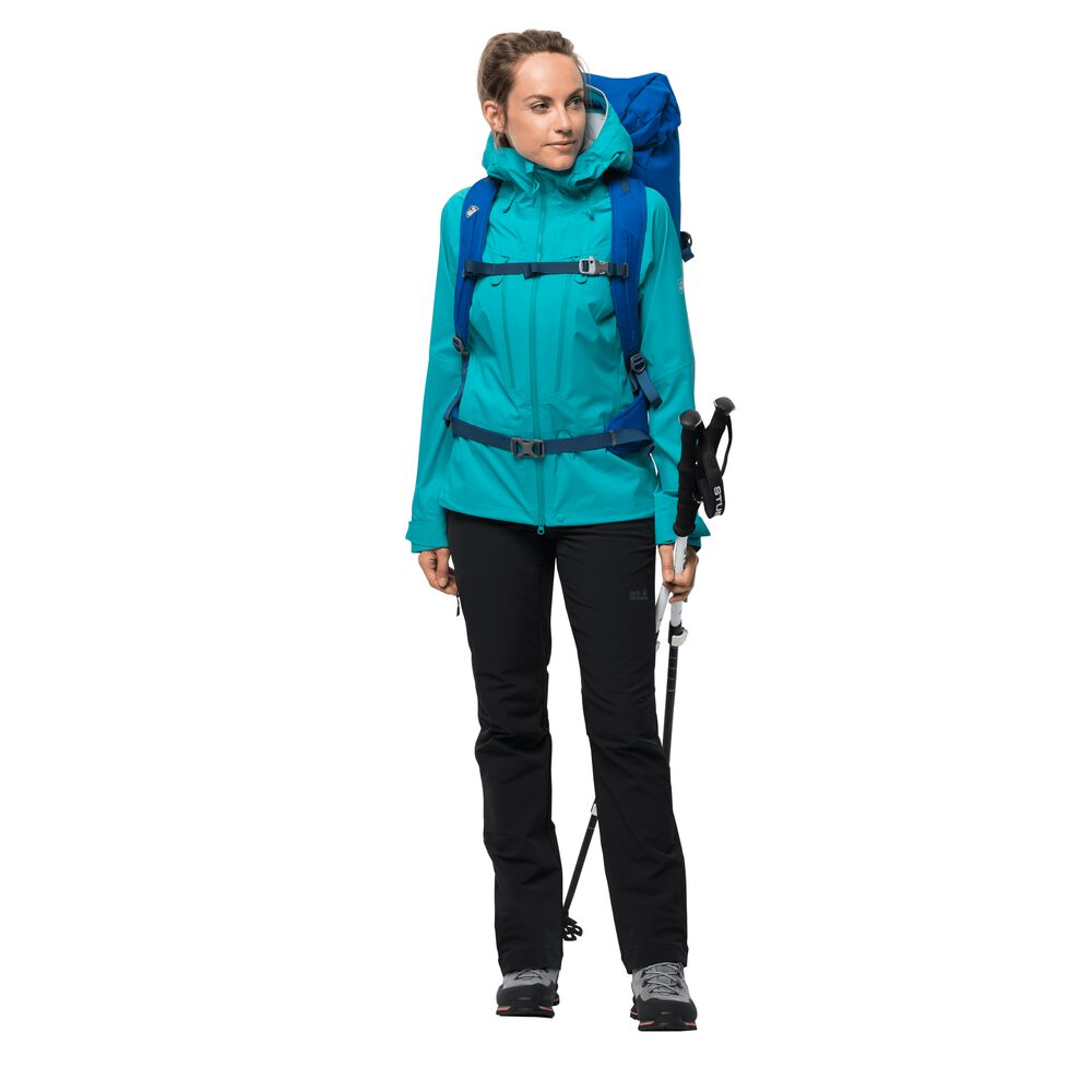 Jack Wolfskin Hardshell jacket women Exolight Mountain Jacke