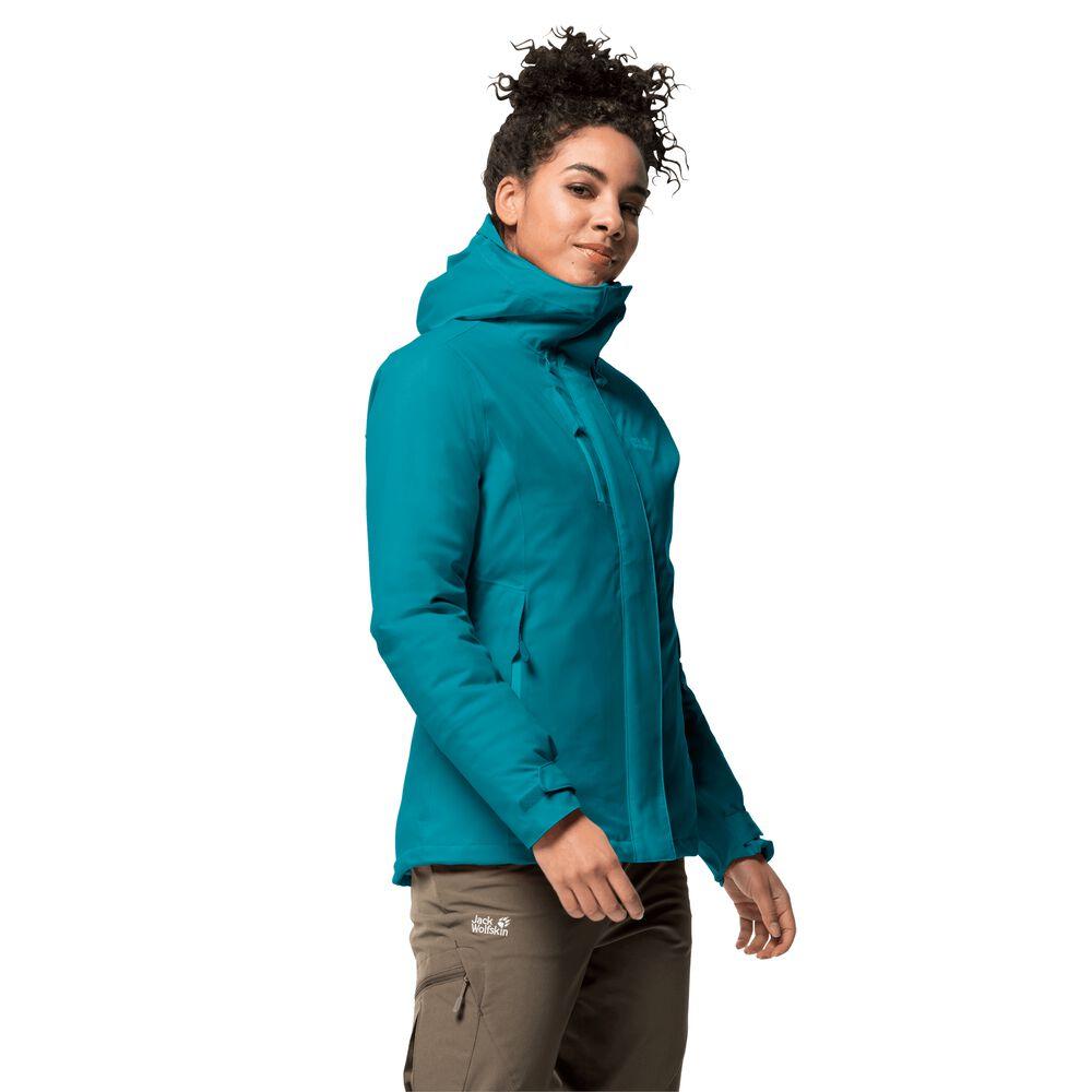 Jack Wolfskin Winter hardshell women Troposphere Jacket Wome
