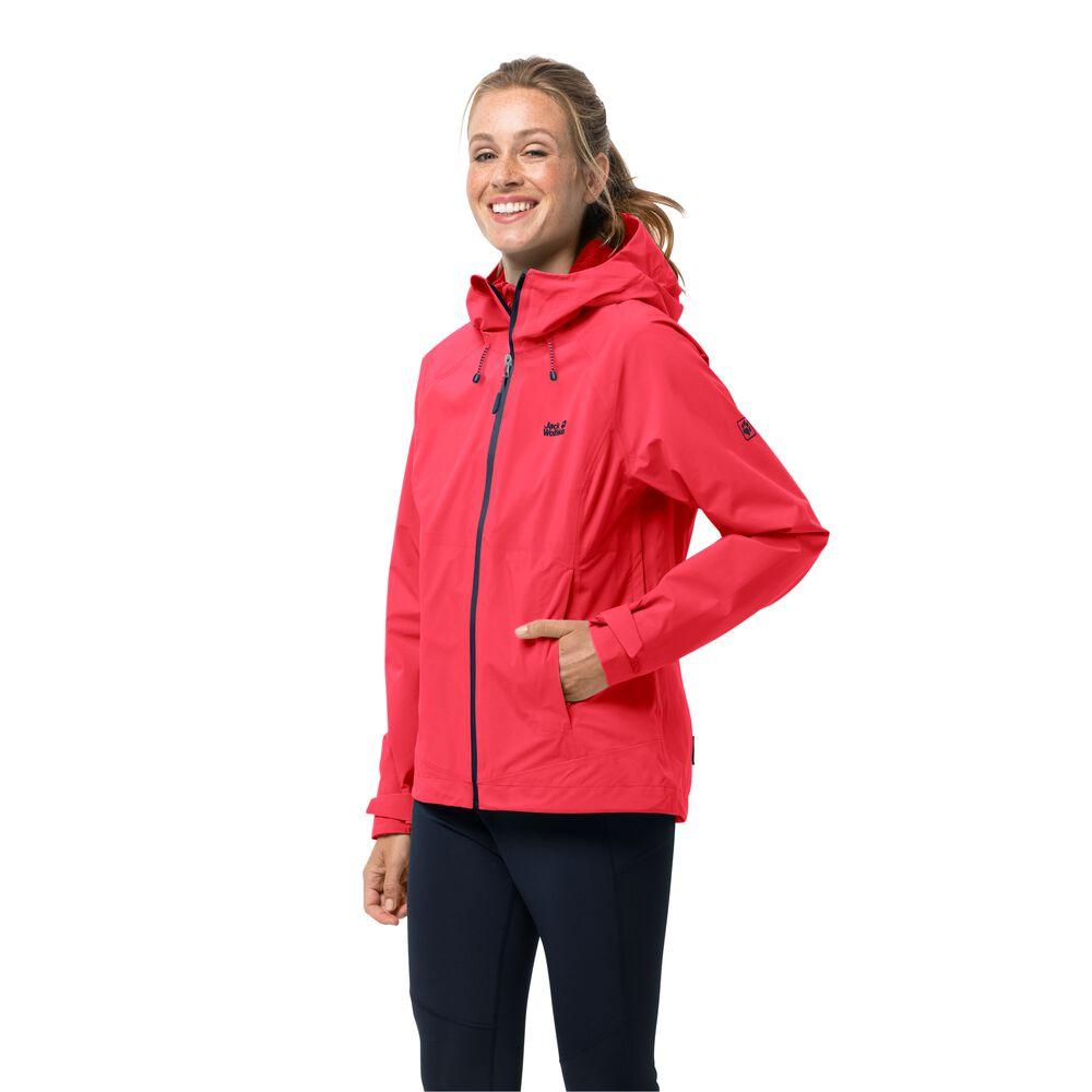 Jack Wolfskin Hardshell jacket women Highest Peak 3L Jacket