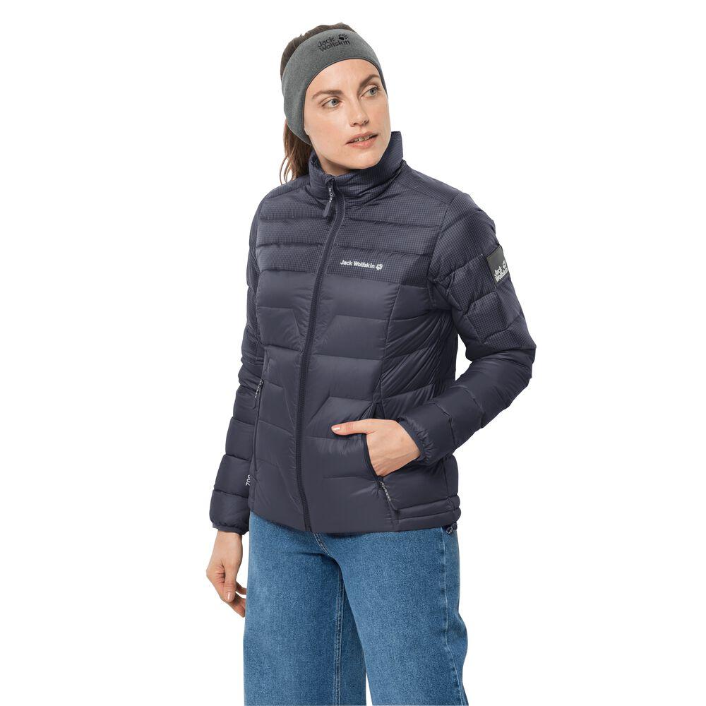 Jack Wolfskin Windproof down jacket women DNA Tundra Jacket
