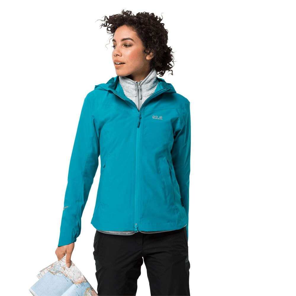 Jack Wolfskin Hardshell jacket women Atlas Tour Jacket Women