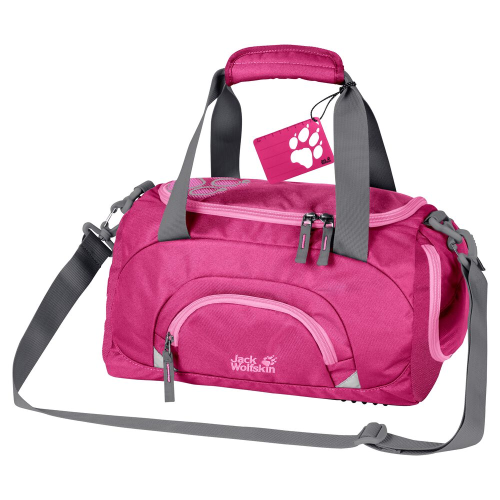 Jack Wolfskin Sports bag with reflective elements Looks Cool