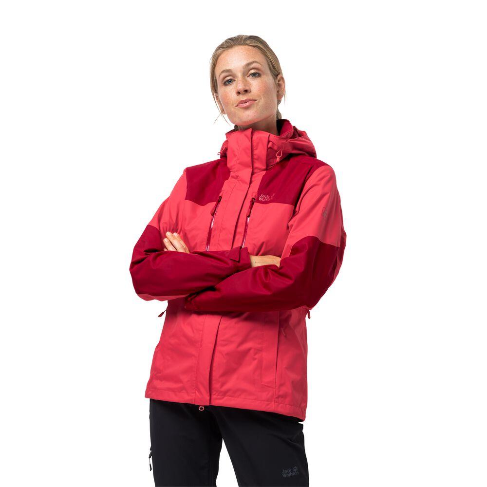 Jack Wolfskin Hardshell jacket women Jasper Jacket Women XL