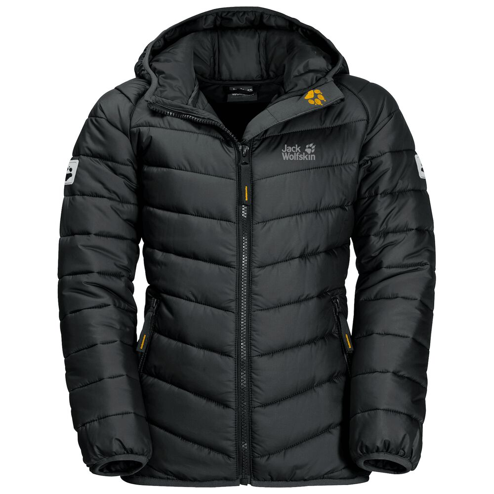 Jack Wolfskin Windproof quilted jacket kids Kids Zenon