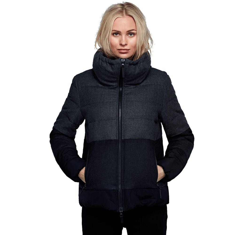 Jack Wolfskin Biella Jacket Women S grey