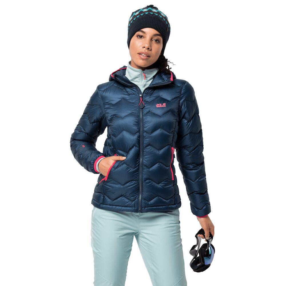 Jack Wolfskin Windproof down jacket women Argo Peak Jacket W