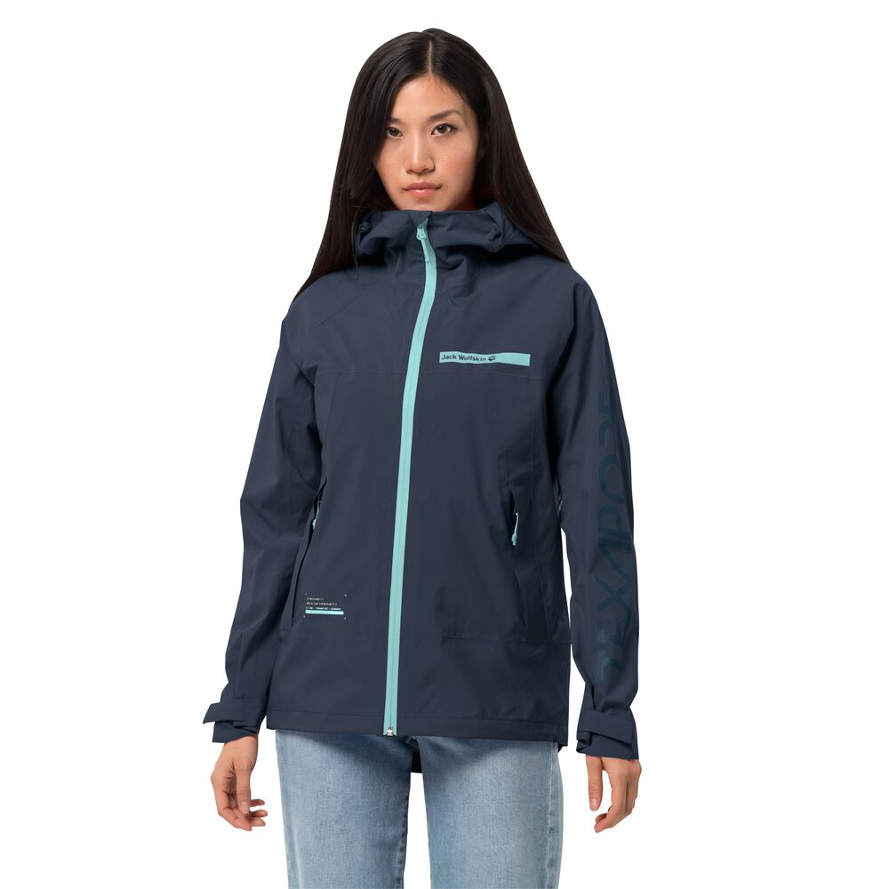 Jack Wolfskin Hardshell jacket women Offshore Jacket Women X