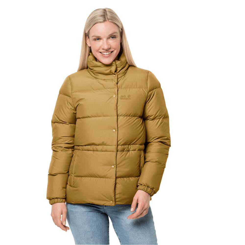 Jack Wolfskin Windproof down jacket women Frozen Lake Jacket