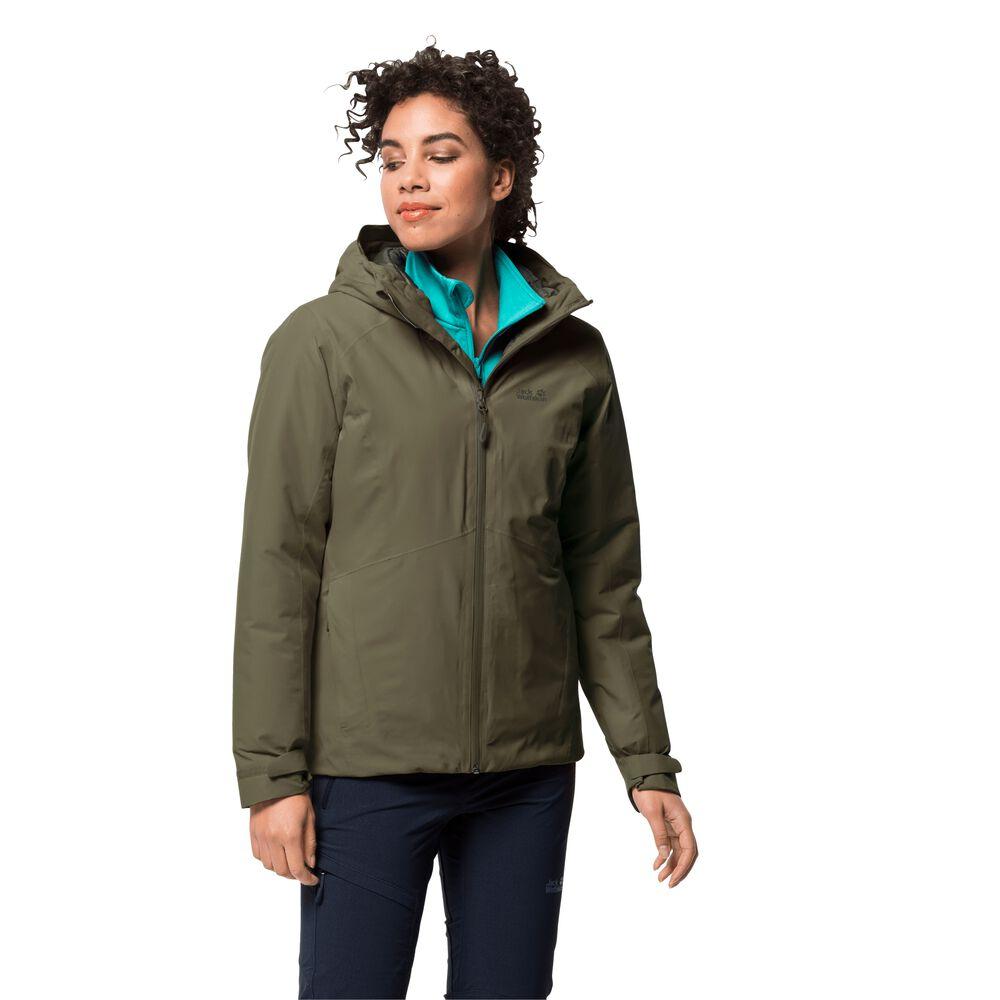 Jack Wolfskin Winter hardshell women Argon Storm Jacket Wome