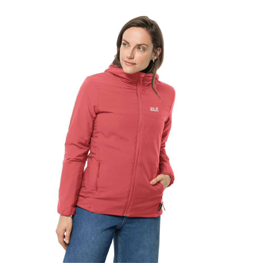 Jack Wolfskin Womens insulated jacket JWP Atmos Jacket Women