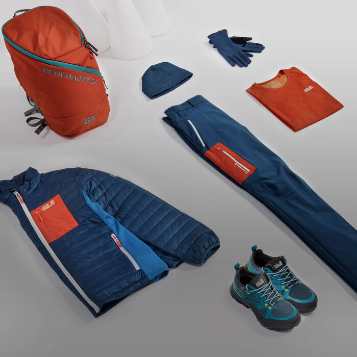 HIKING OUTFIT MEN