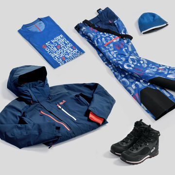 SNOW SPORTS OUTFIT MEN