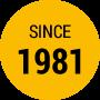 Since 1981