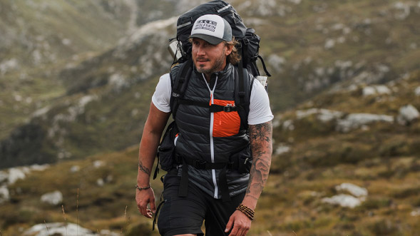 Gürel hiking