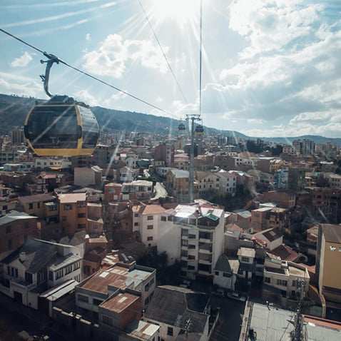 La Paz- an incredible adventure