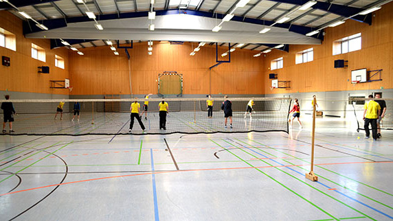 Badminton – good for body and mind